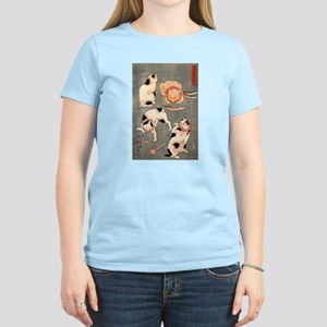 Japanese Cats T-Shirt