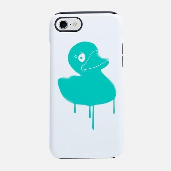 Rubber Duck Graffiti iPhone 8/7 Tough Case