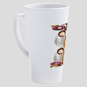 Coffee Break 17 oz Latte Mug