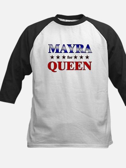 MAYRA for queen Kids Baseball Jersey