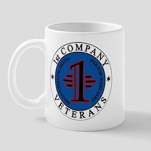 1st Company Veterans' Mug