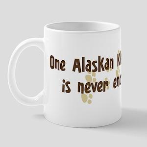 Never enough: Alaskan Klee Ka Mug