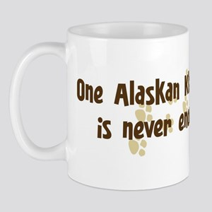 Never enough: Alaskan Klee Ka Mug