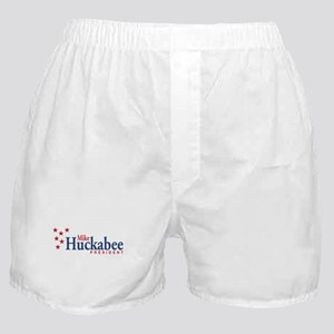 Mike Huckabee for President 2008 Boxer Shorts