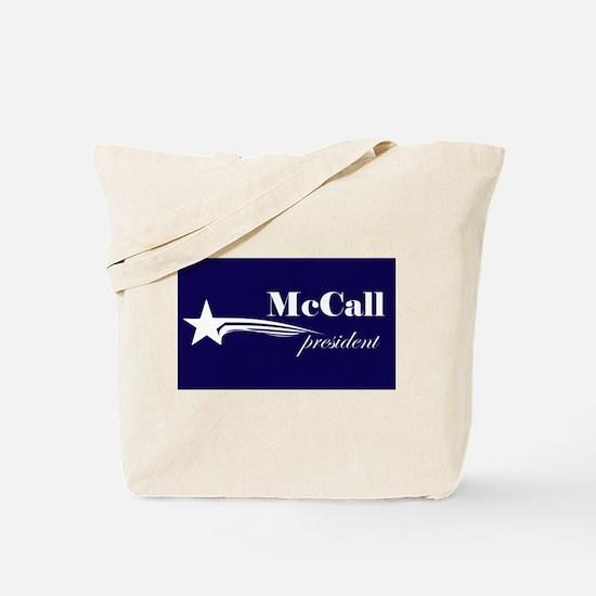 James H. McCall president Tote Bag