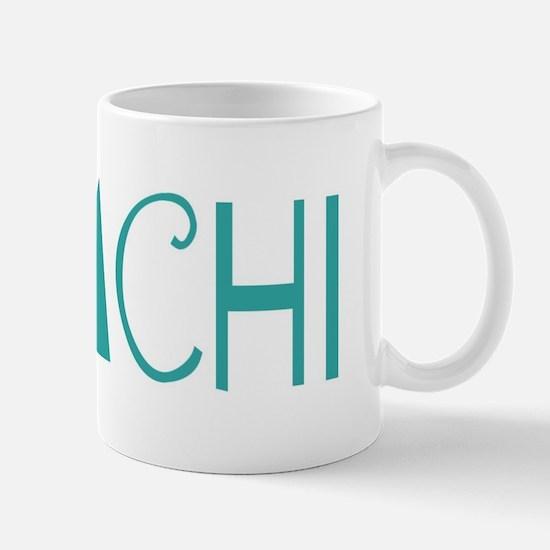 Pomchi (fun blue) Mug