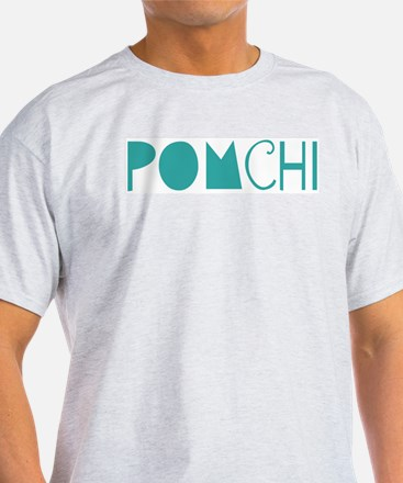 Pomchi (fun blue) T-Shirt