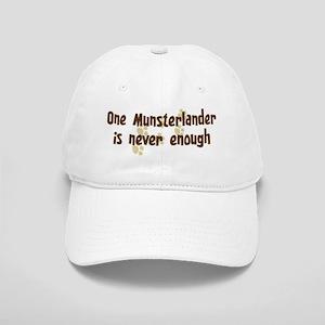 Never enough: Munsterlander Cap