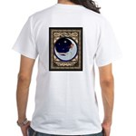 Celtic Moon White T-Shirt