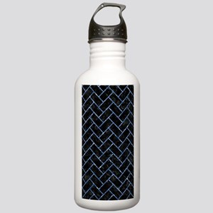 BRICK2 BLACK MARBLE & Stainless Water Bottle 1.0L