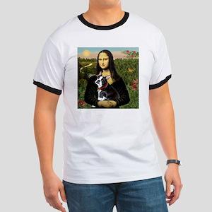 Mona Lisa's Boston Terrier Ringer T