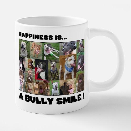 Bully Smiles! Mugs