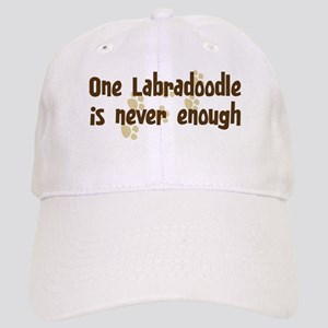 Never enough: Labradoodle Cap