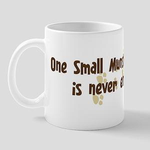Never enough: Small Munsterla Mug
