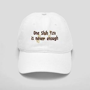 Never enough: Shih Tzu Cap