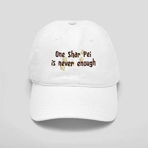 Never enough: Shar Pei Cap