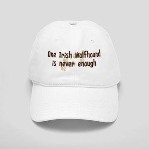 Never enough: Irish Wolfhound Cap