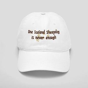 Never enough: Iceland Sheepdo Cap