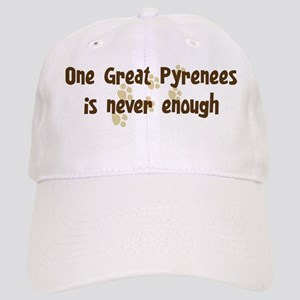 Never enough: Great Pyrenees Cap