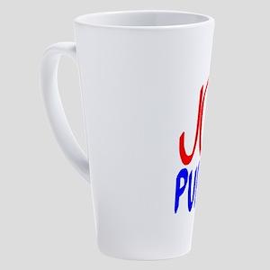 Joe Public 17 oz Latte Mug