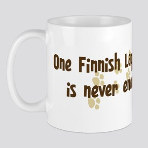 Never enough: Finnish Lapphun Mug