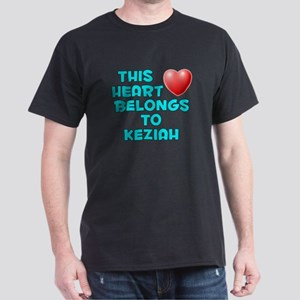 This Heart: Keziah (E) Dark T-Shirt