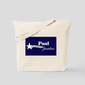 Ron Paul president Tote Bag