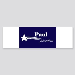 Ron Paul president Bumper Sticker