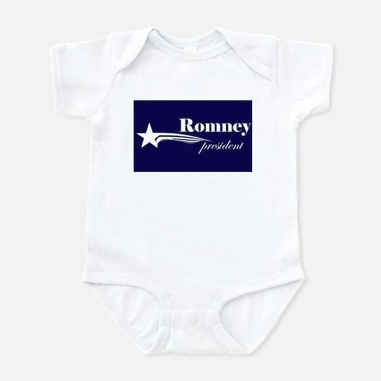 Mitt Romney president Infant Bodysuit