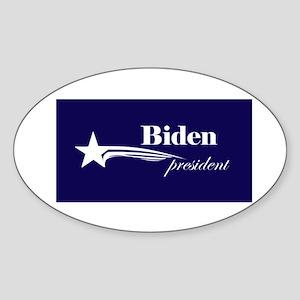 Joe Biden president Oval Sticker