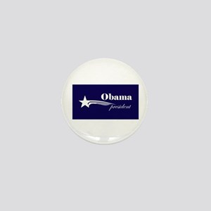 Barack Obama president Mini Button