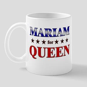 MARIAM for queen Mug