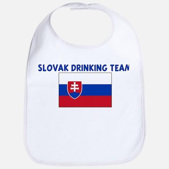 SLOVAK DRINKING TEAM Bib