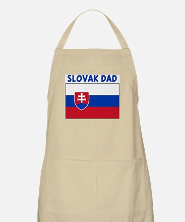 SLOVAK DAD BBQ Apron