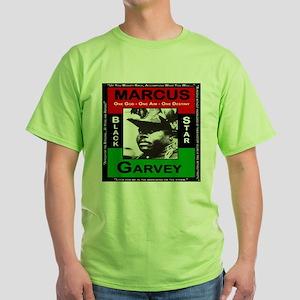 Marcus Garvey Green T-Shirt