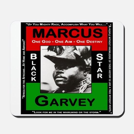 Marcus Garvey Mousepad