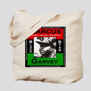 Marcus Garvey Tote Bag