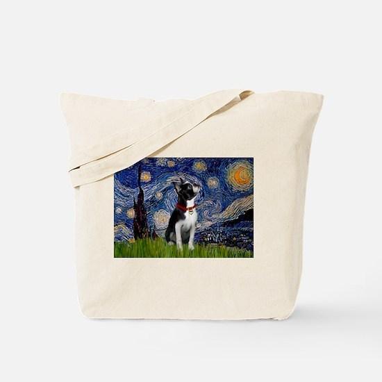 Starry Night & Boston Tote Bag