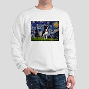Starry Night & Boston Sweatshirt