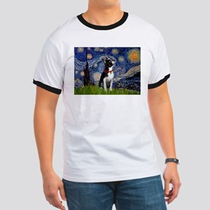 Starry Night & Boston Ringer T