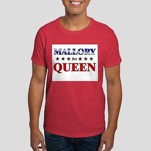 MALLORY for queen Dark T-Shirt