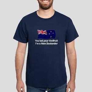 I'm a New Zealander Dark T-Shirt