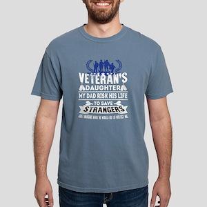 Veteran Daughter T Shirt, Cool Veteran Dau T-Shirt
