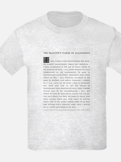 Pacifist Kids T-Shirt