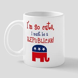 So Cute Republican Mug