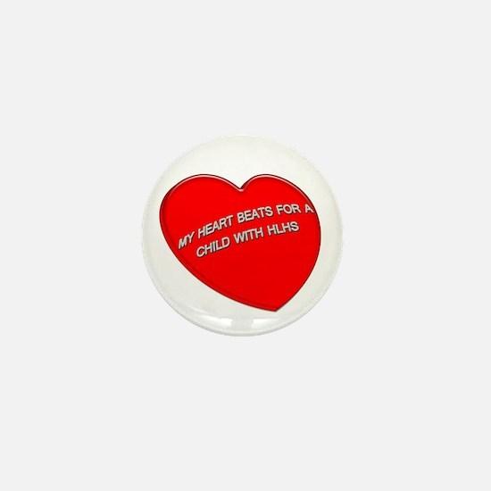 HLHS Mini Button