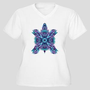 Turtle - Women's Plus Size V-Neck T-Shirt