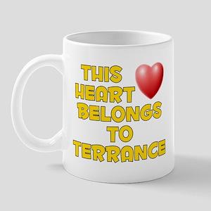 This Heart: Terrance (D) Mug