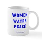 WWP Lg Blu- 11 oz Ceramic Mug