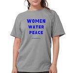WWP Lg Blu- Womens Comfort Colors Shirt